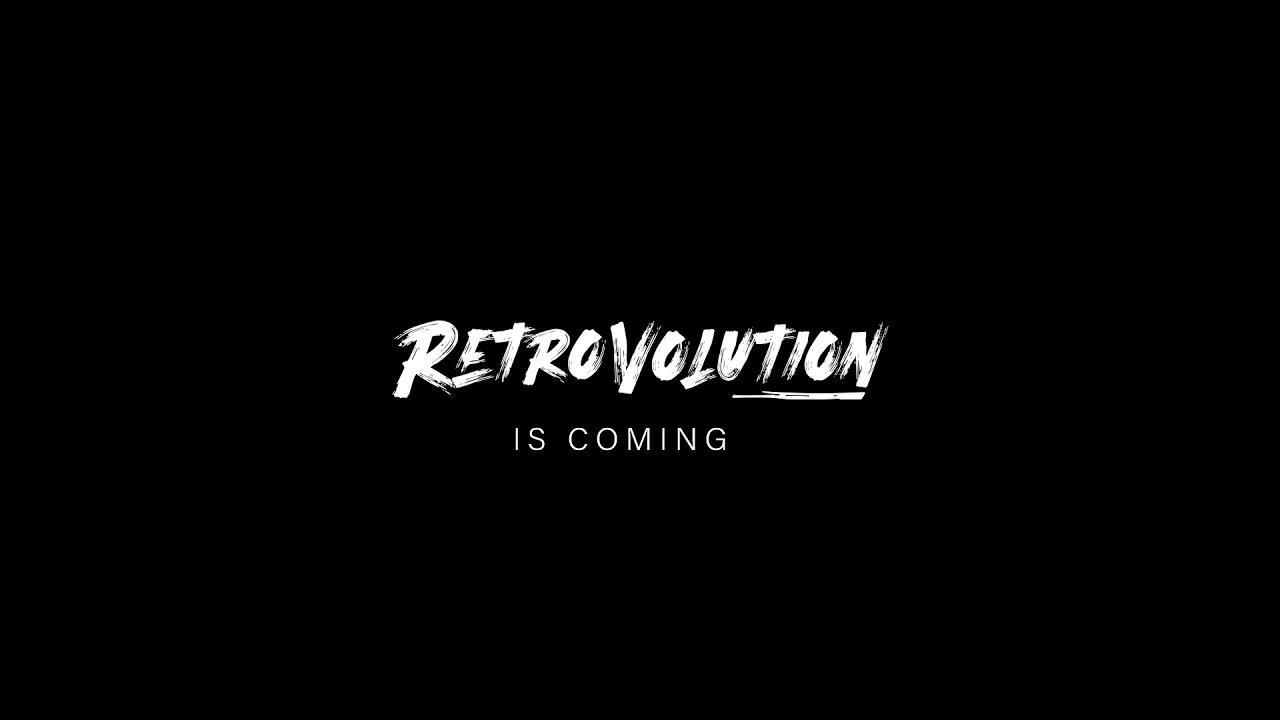 画像: 第1弾のティザー動画「Retrovolution is coming」 www.youtube.com