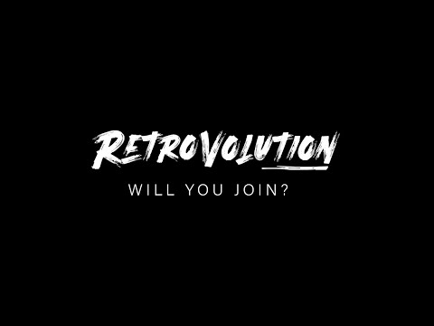 画像: 第2弾のティザー動画「RETROVOLUTION - Will You Join ?」 www.youtube.com