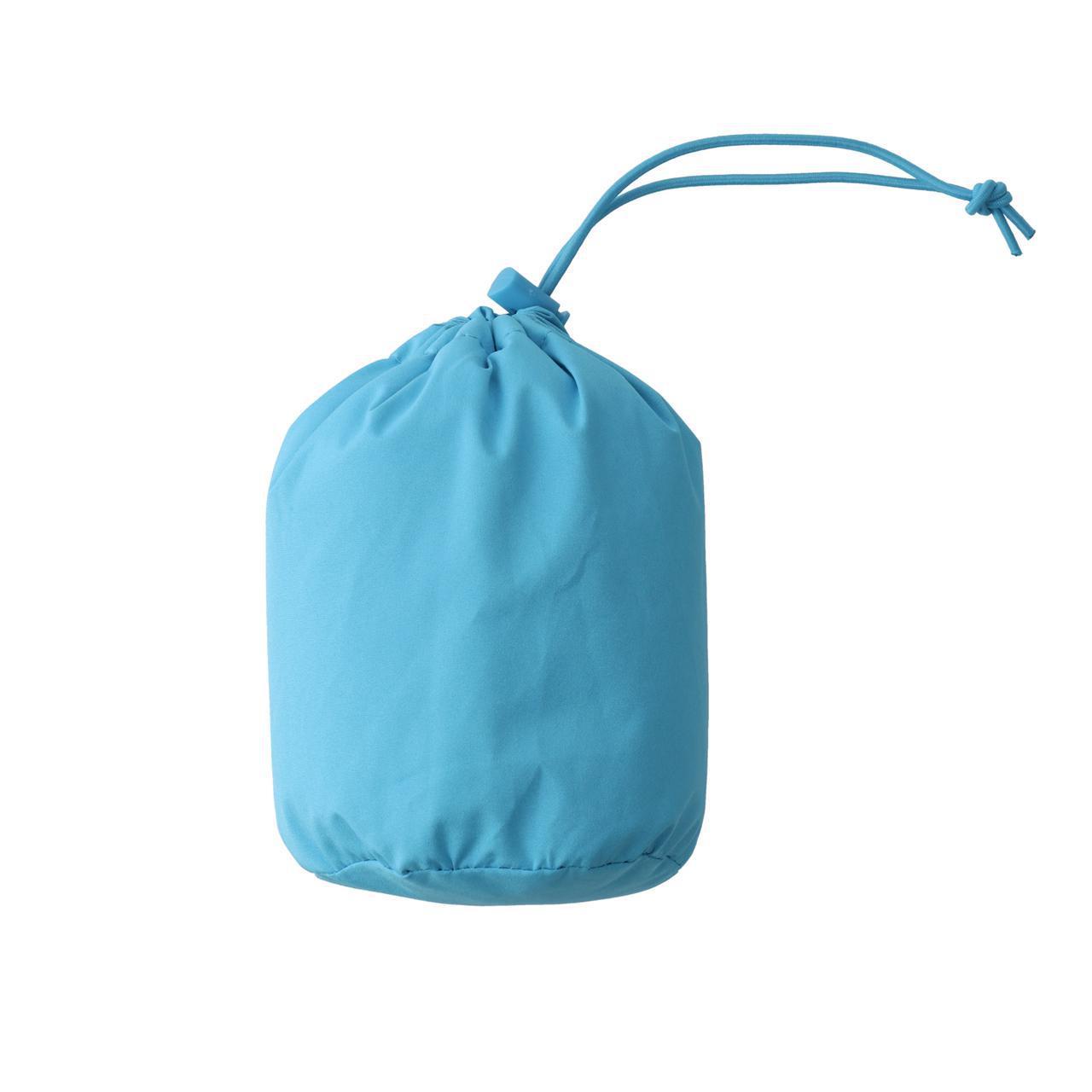 画像: 収納袋の色は本体色と同じです。収納サイズは約17cm×9cm