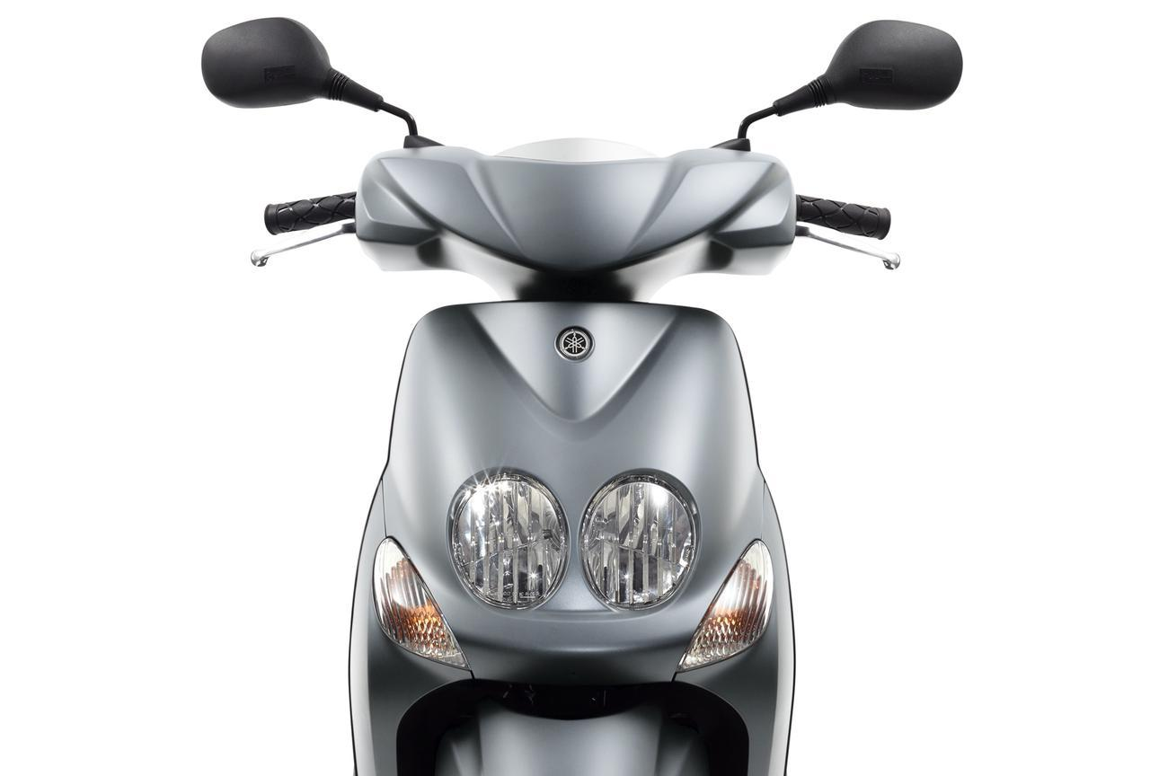 画像5: 日本ではホンダ製になったヤマハの50ccスクーター、海外ではいまも健在