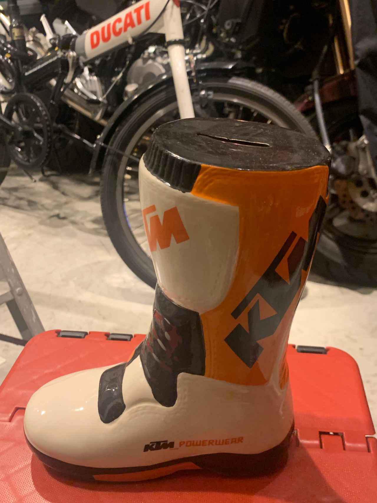 画像10: バイクメーカーの純正グッズに注目! 福山理子がお気に入りのアイテムを紹介します