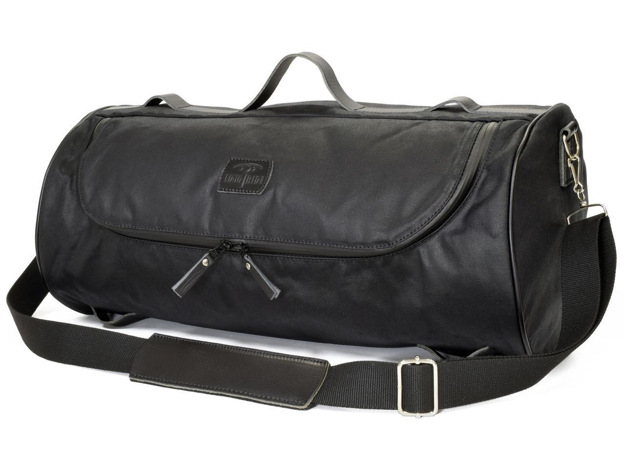 画像4: ベルギー発、こだわりが詰まったおしゃれバッグ|「ロングライド」のダッフルバッグは旅するバイクによく似合う!