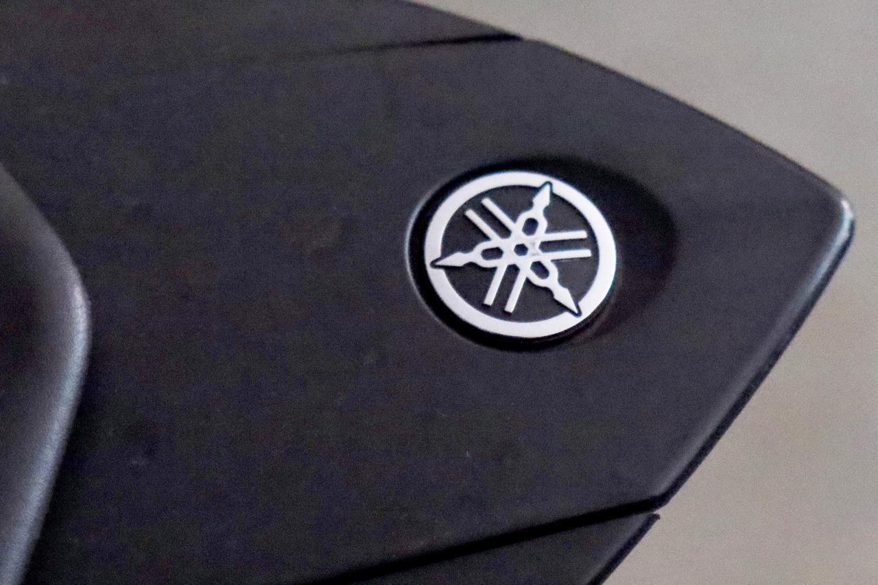 画像: ヤマハの「音叉マーク」がバイクと楽器で少しちがうって知ってた?(福山理子) - webオートバイ