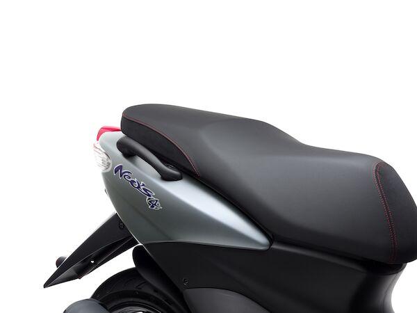 画像8: 日本ではホンダ製になったヤマハの50ccスクーター、海外ではいまも健在