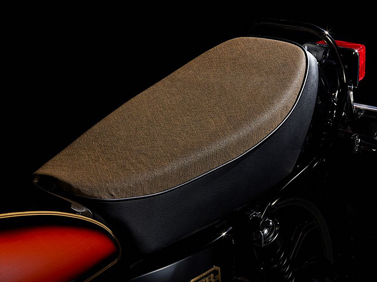 画像5: 限定車の雰囲気を実現する ワイズギア「SR400 CraftBuild外装セット」