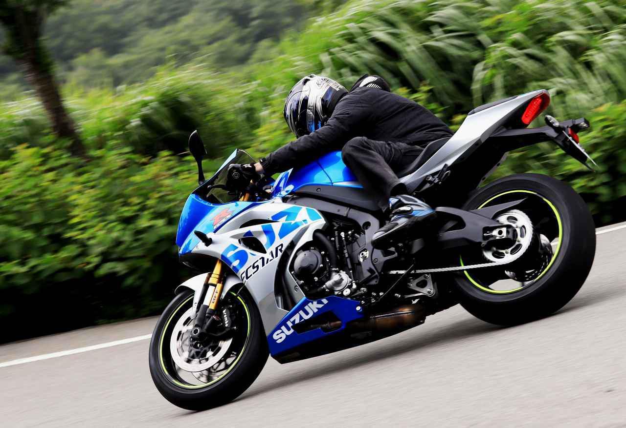 画像: 【インプレ】スズキ「GSX-R1000R」 - webオートバイ