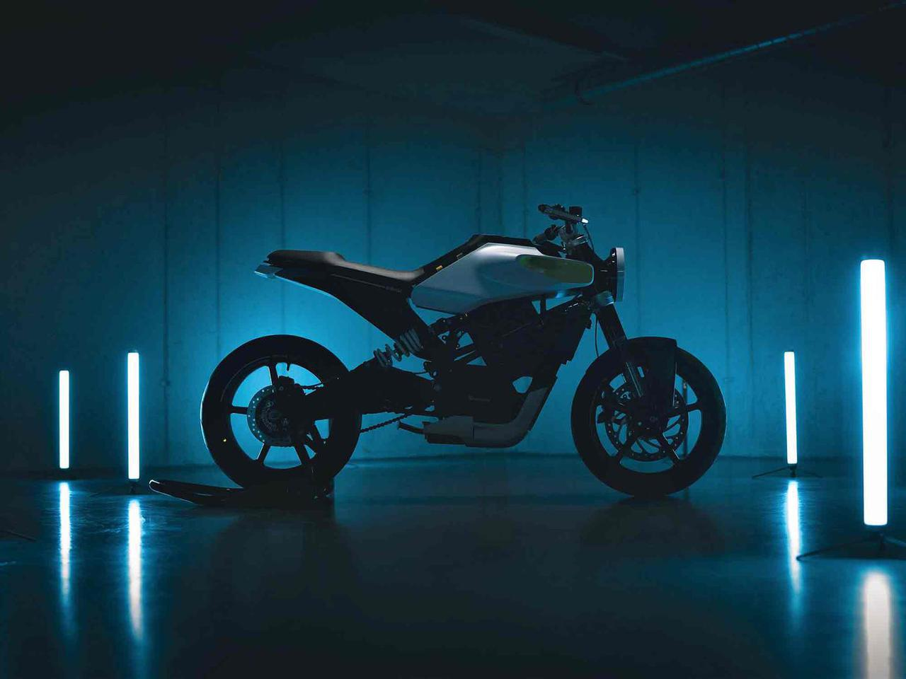"""画像: [動画] ハスクバーナの電動バイク、""""E-Pilenコンセプト""""はこのまま市販されることになるのでしょうか? - LAWRENCE - Motorcycle x Cars + α = Your Life."""