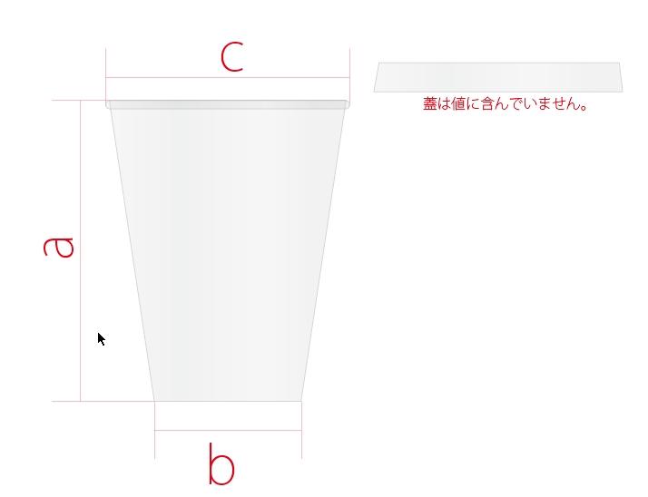 画像2: コンビニ各社のアイスコーヒーのサイズ