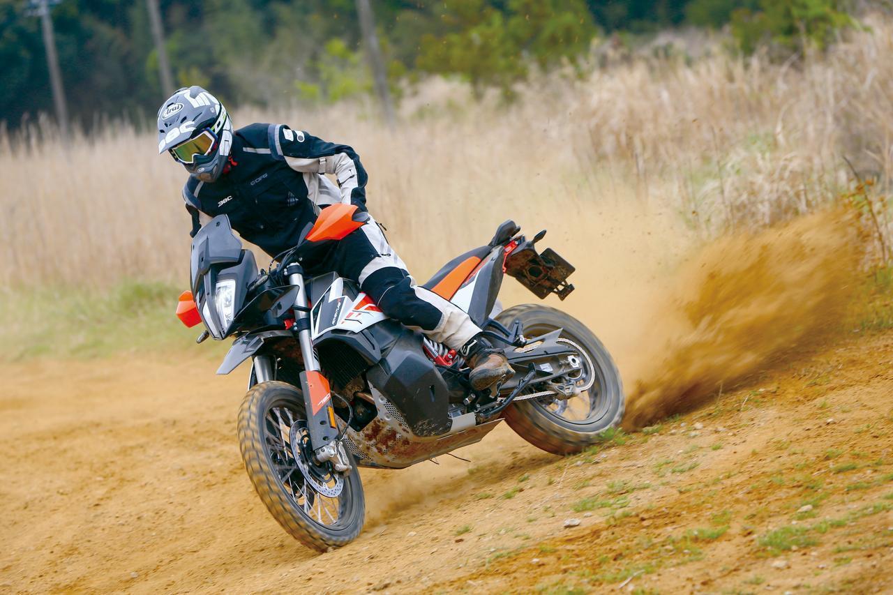 画像: 【従来モデルのインプレ】KTM「790アドベンチャー」(2019年) - webオートバイ