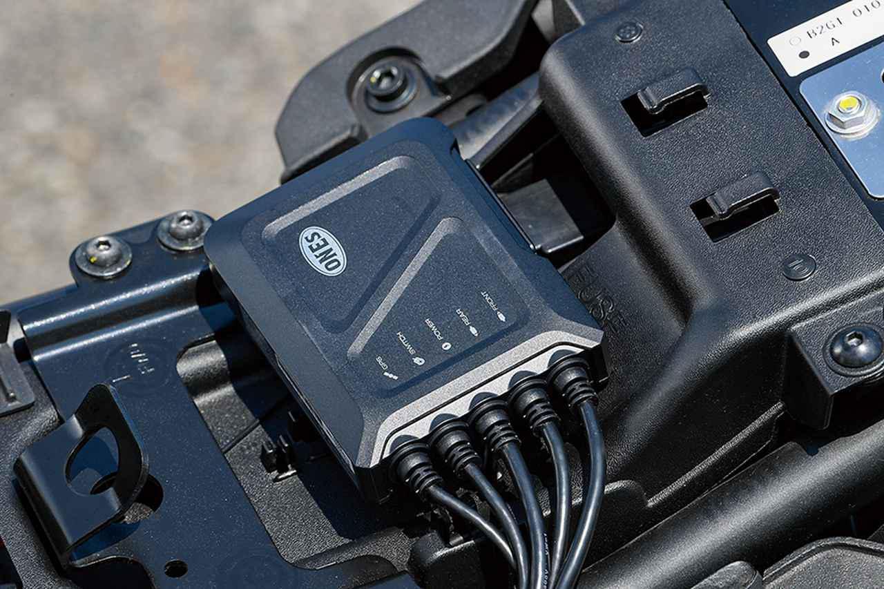 画像3: レッドバロン会員限定販売! 高機能ドラレコ「ONESドライブレコーダー」登場