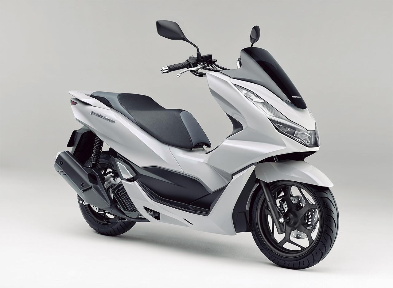 画像4: ホンダ「PCX160」【1分で読める 2021年に新車で購入可能な150ccバイク紹介】