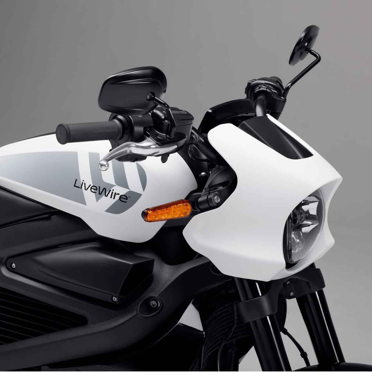 画像: 来たる7月8日に、ライブワイヤー・ブランドになってから、初のモデルが登場!? その名は「ライブワイヤー ワン」!? - LAWRENCE - Motorcycle x Cars + α = Your Life.