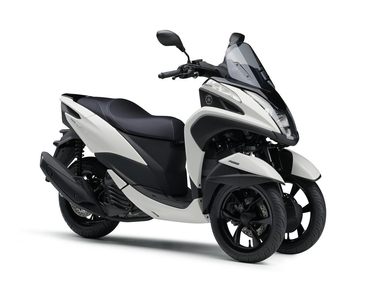 画像2: ヤマハ「トシリティ155 ABS」【1分で読める 2021年に新車で購入可能な150ccバイク紹介】