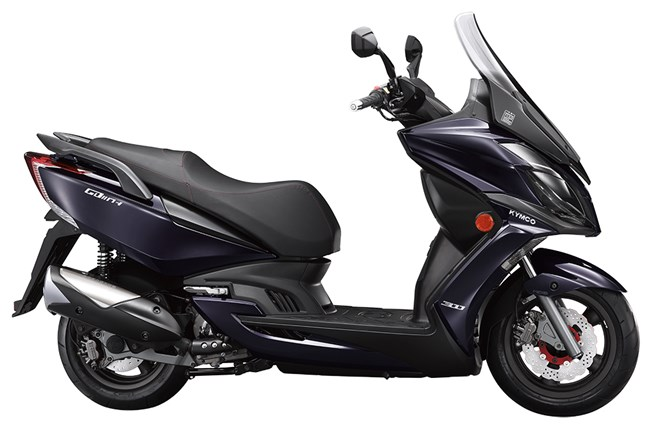 画像3: キムコ 「Gディンク250i」【1分で読める 2021年に新車で購入可能な250ccバイク紹介】