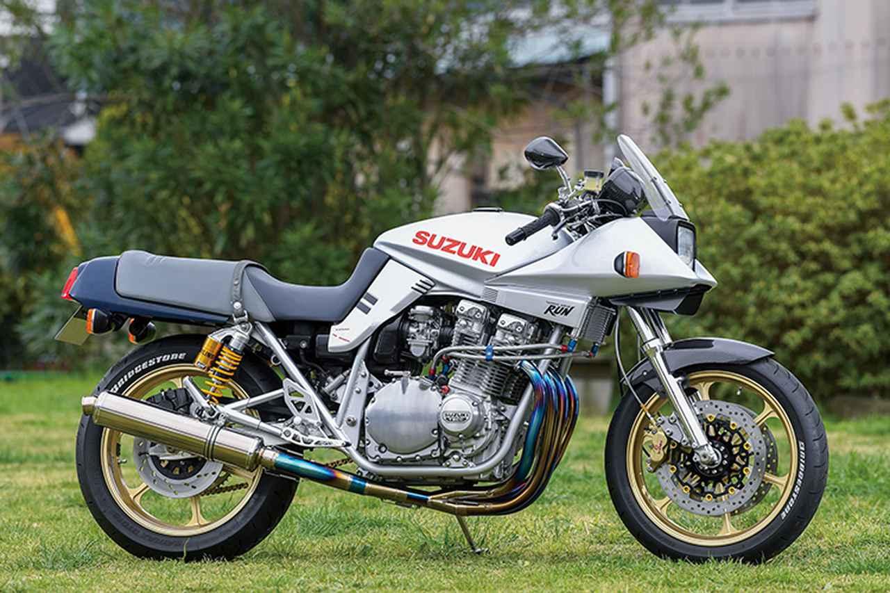 画像: テクニカルガレージRUN GSX1100S(スズキGSX1100S)   ヘリテイジ&レジェンズ Heritage& Legends