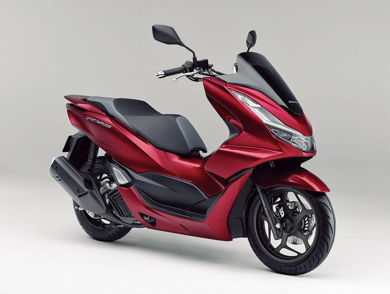 画像1: ホンダ「PCX160」【1分で読める 2021年に新車で購入可能な150ccバイク紹介】