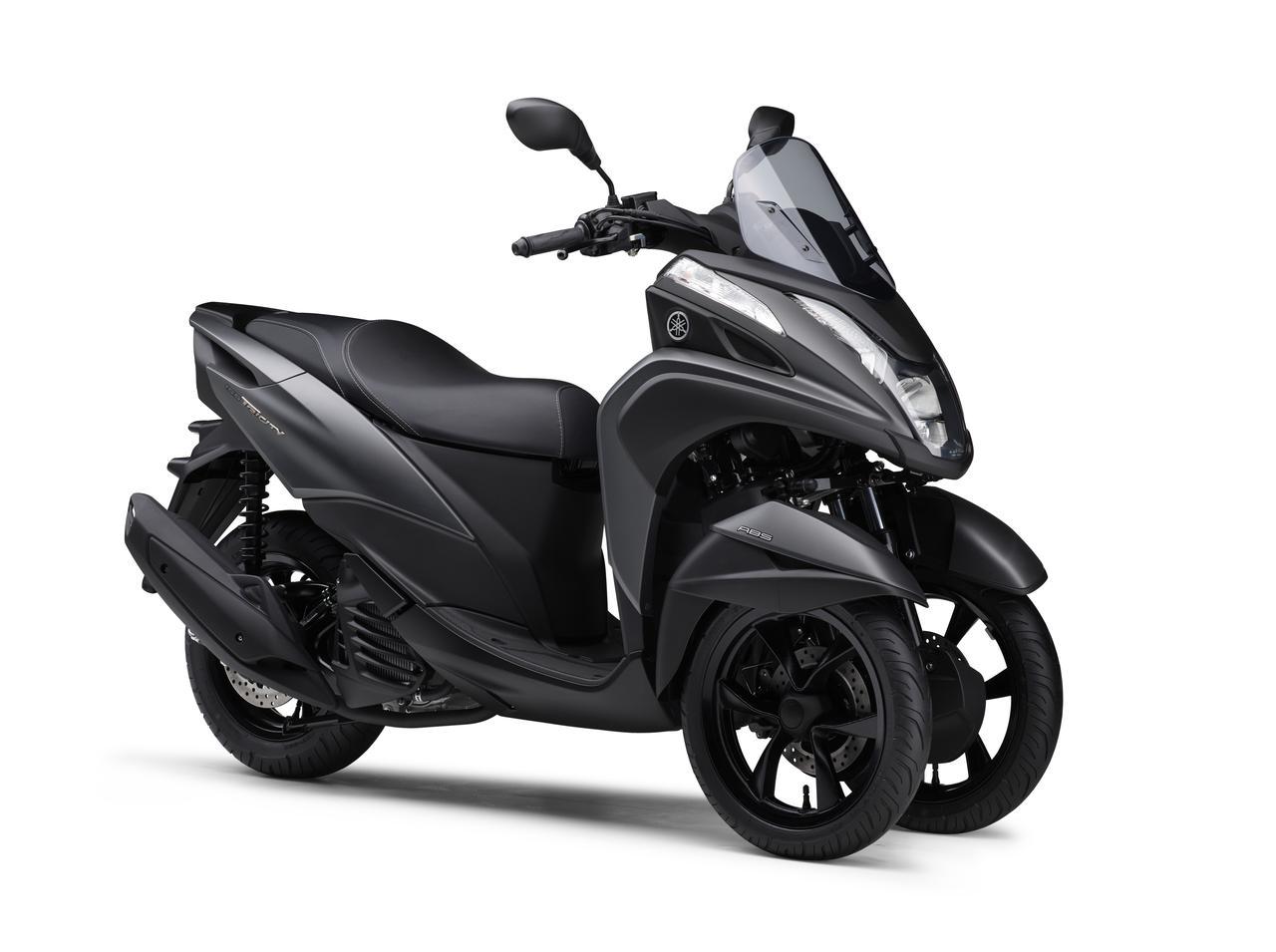 画像3: ヤマハ「トシリティ155 ABS」【1分で読める 2021年に新車で購入可能な150ccバイク紹介】