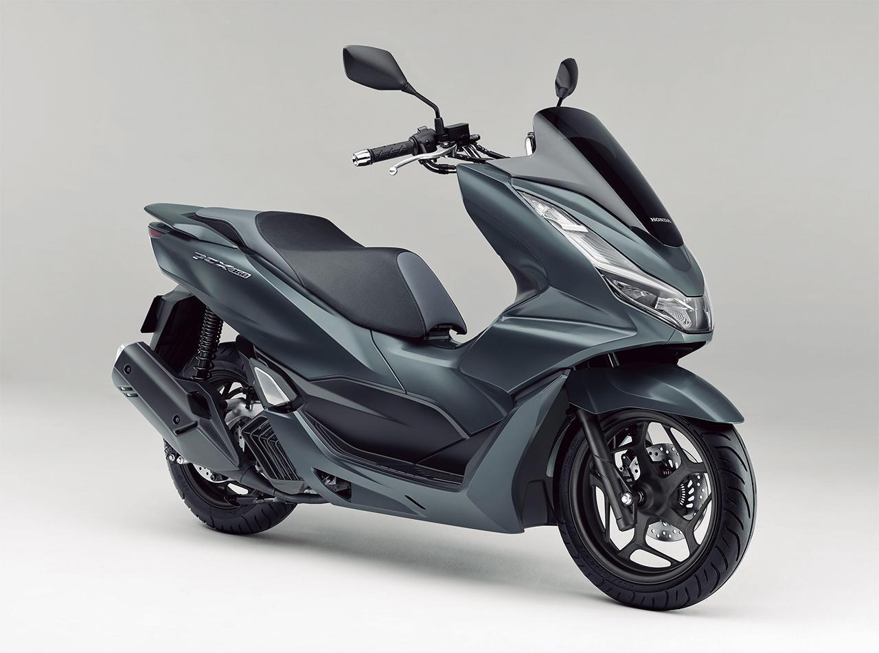 画像2: ホンダ「PCX160」【1分で読める 2021年に新車で購入可能な150ccバイク紹介】