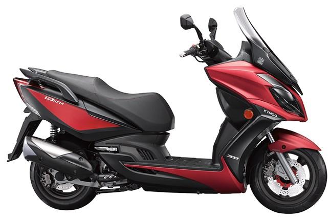 画像2: キムコ 「Gディンク250i」【1分で読める 2021年に新車で購入可能な250ccバイク紹介】