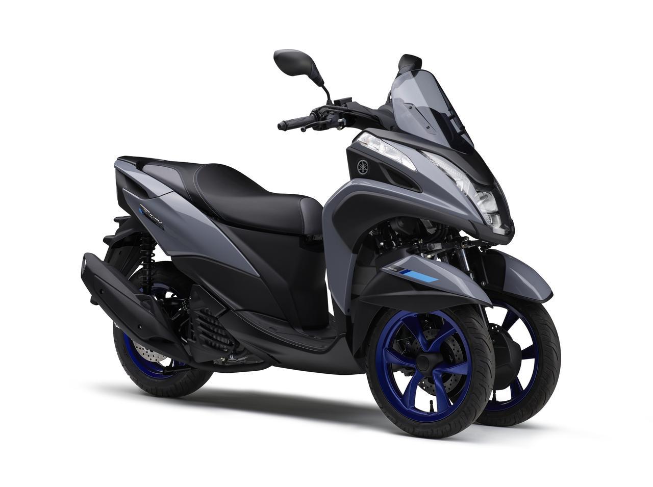 画像1: ヤマハ「トシリティ155 ABS」【1分で読める 2021年に新車で購入可能な150ccバイク紹介】