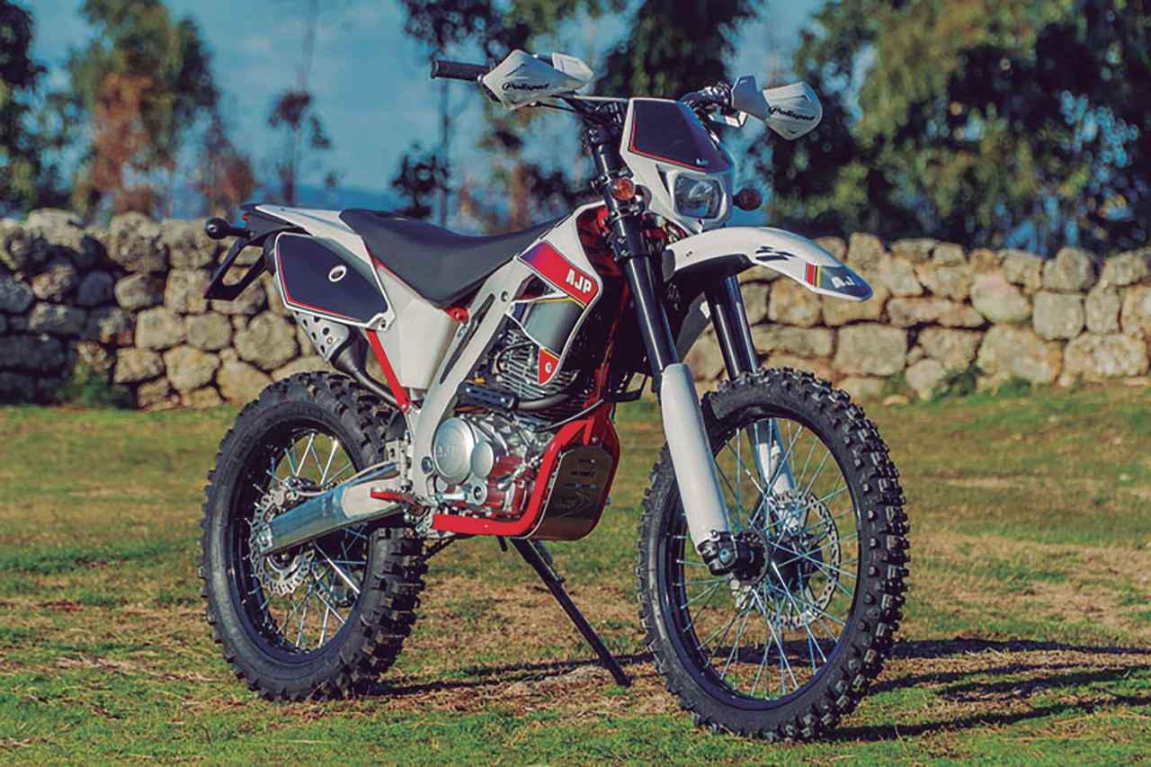 画像: AJP「PR4 エンデューロ プロ 125」 - webオートバイ