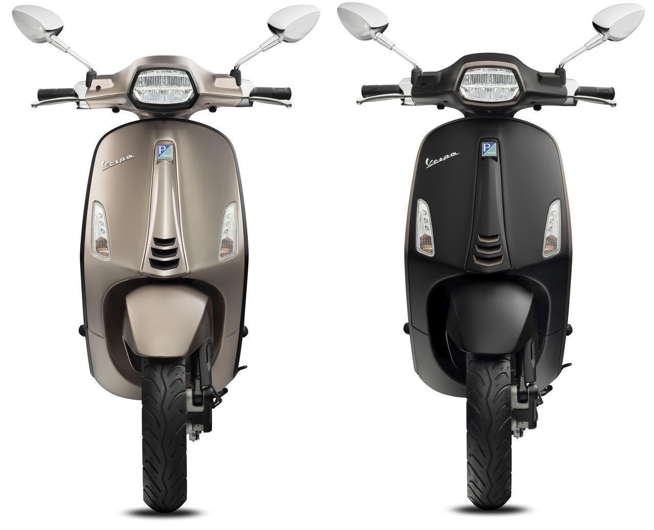 画像: 【ニュース】ベスパが特別モデル「スプリントS150 TFTエディション」を発売 - webオートバイ