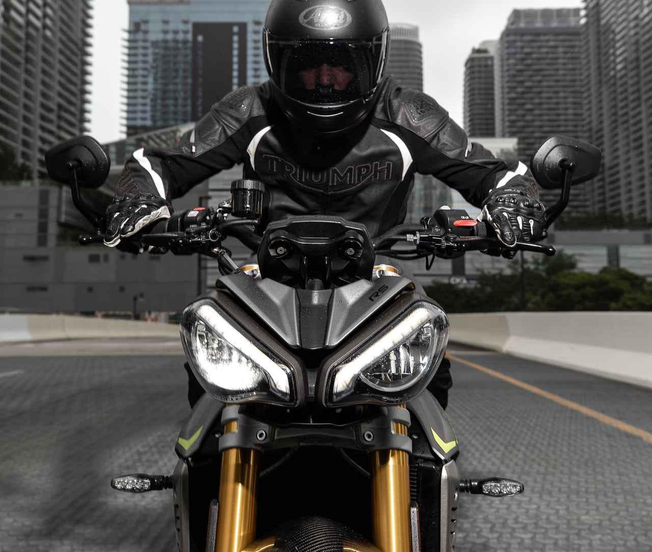 画像: トライアンフ「スピードトリプル1200RS」とは? - webオートバイ