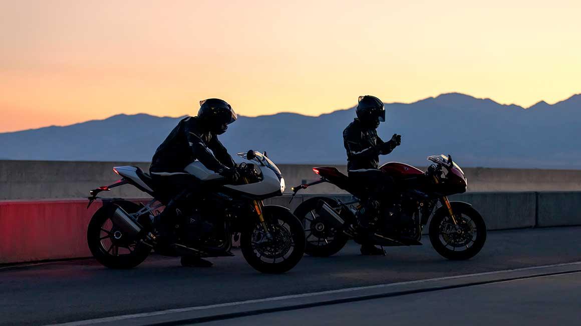 Images : 6番目の画像 - 【写真6枚】トライアンフ「スピードトリプル1200RR」 - webオートバイ