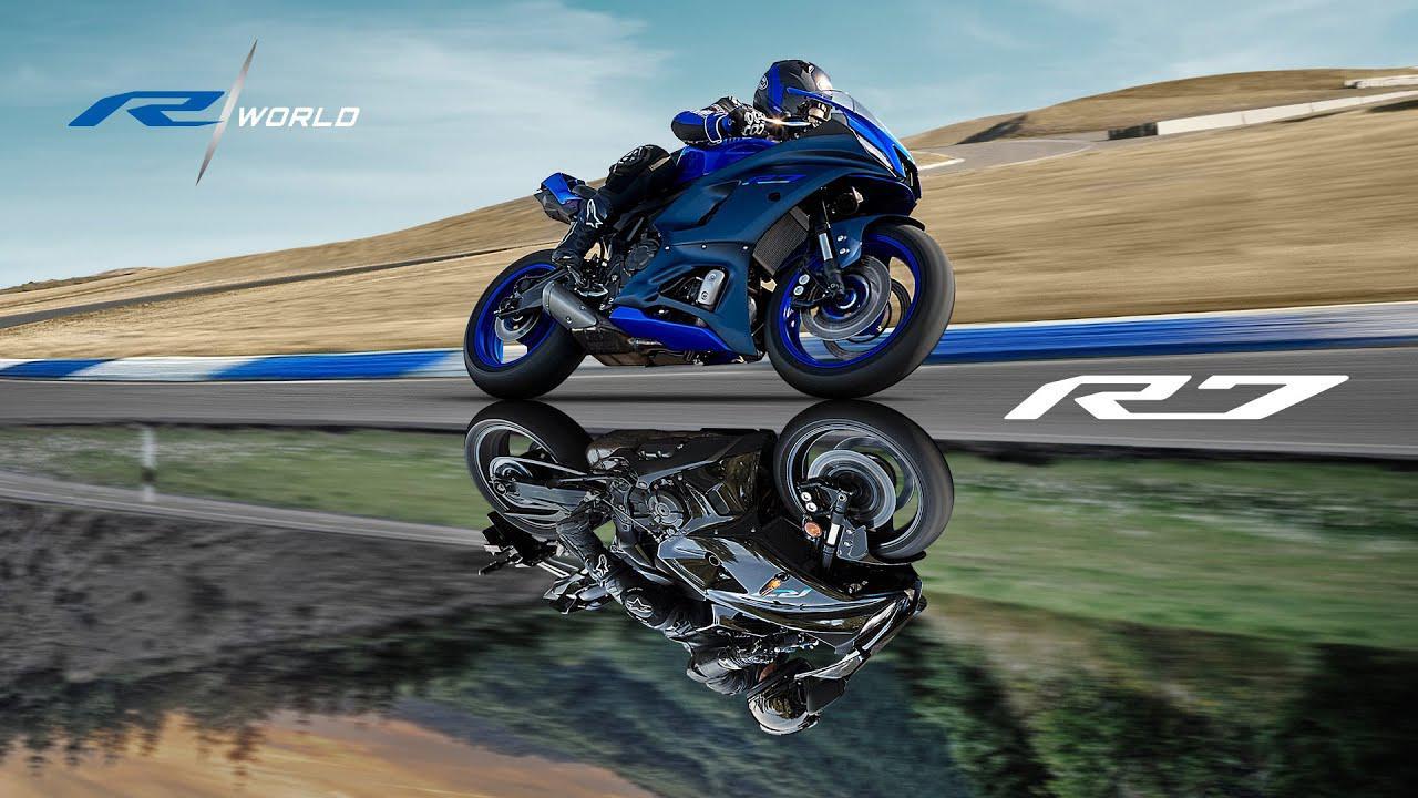 画像: 【公式動画】2021 Yamaha R7 - Where R/World Meets Yours www.youtube.com