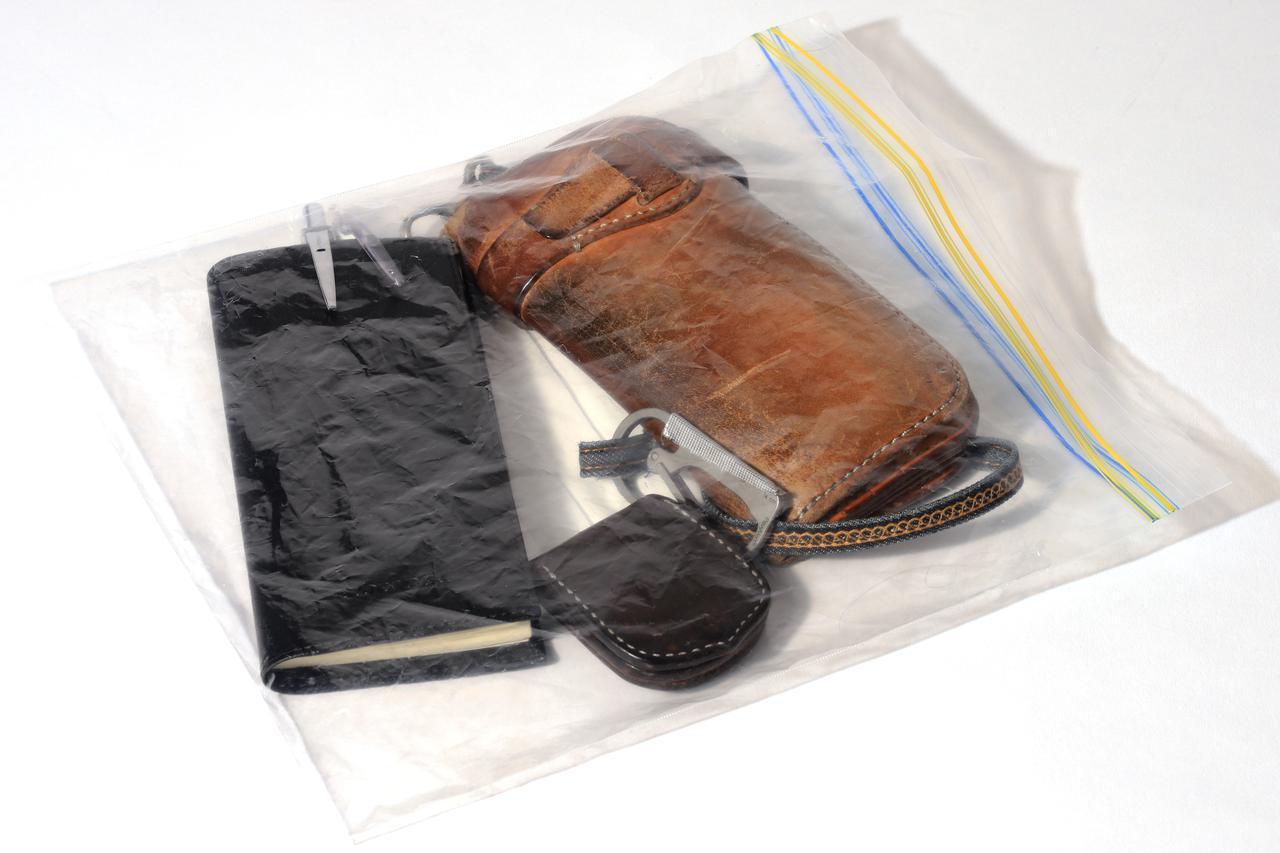画像2: レインスーツの「収納袋」を考察|付属の袋を防水性の高いものに替えれば何かと役立つ【バイク旅テクニック集 Vol.1】