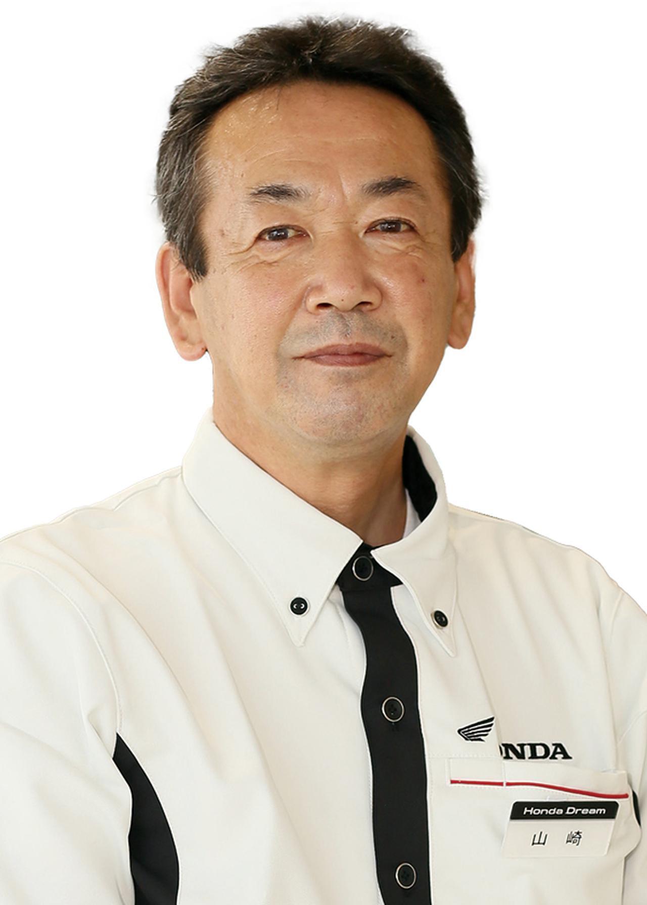 画像: Honda Dream札幌西 代表取締役 山崎和則 さん
