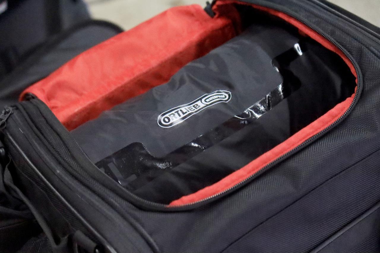 画像3: レインスーツの袋に汎用性を持たせたい!