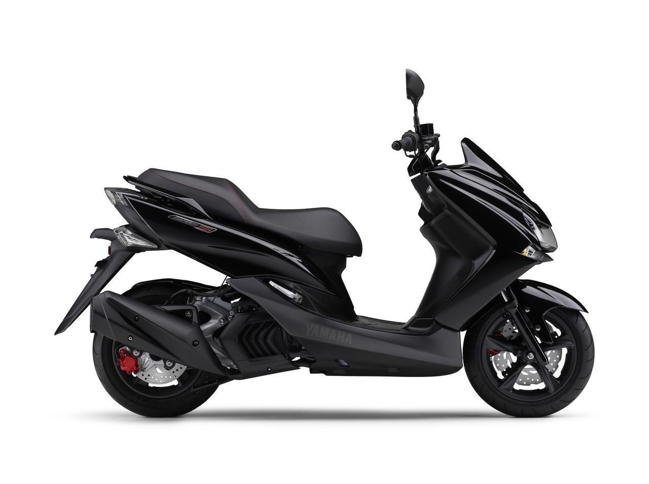 画像3: ヤマハ「マジェスティS」【1分で読める 2021年に新車で購入可能な150ccバイク紹介】