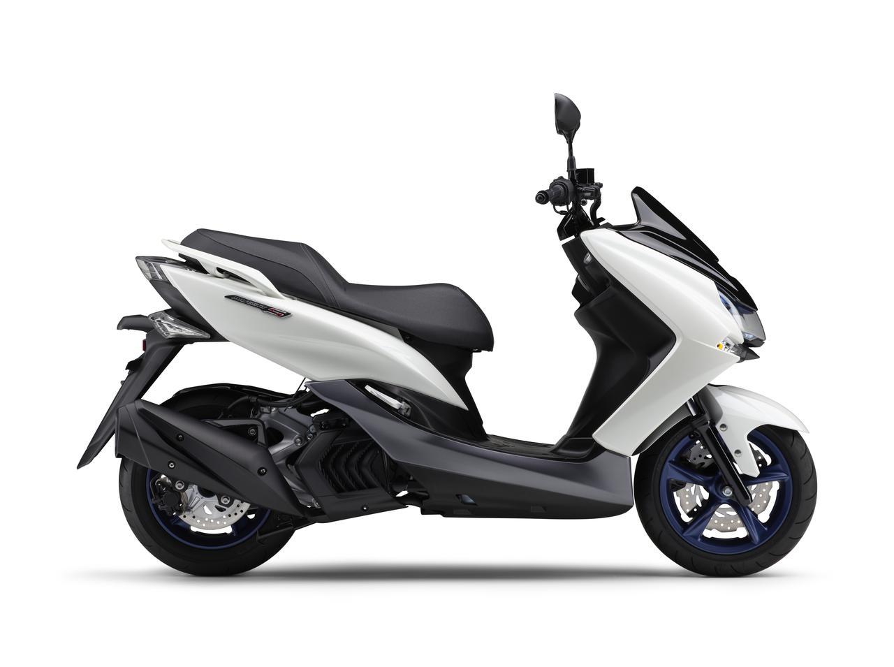 画像1: ヤマハ「マジェスティS」【1分で読める 2021年に新車で購入可能な150ccバイク紹介】