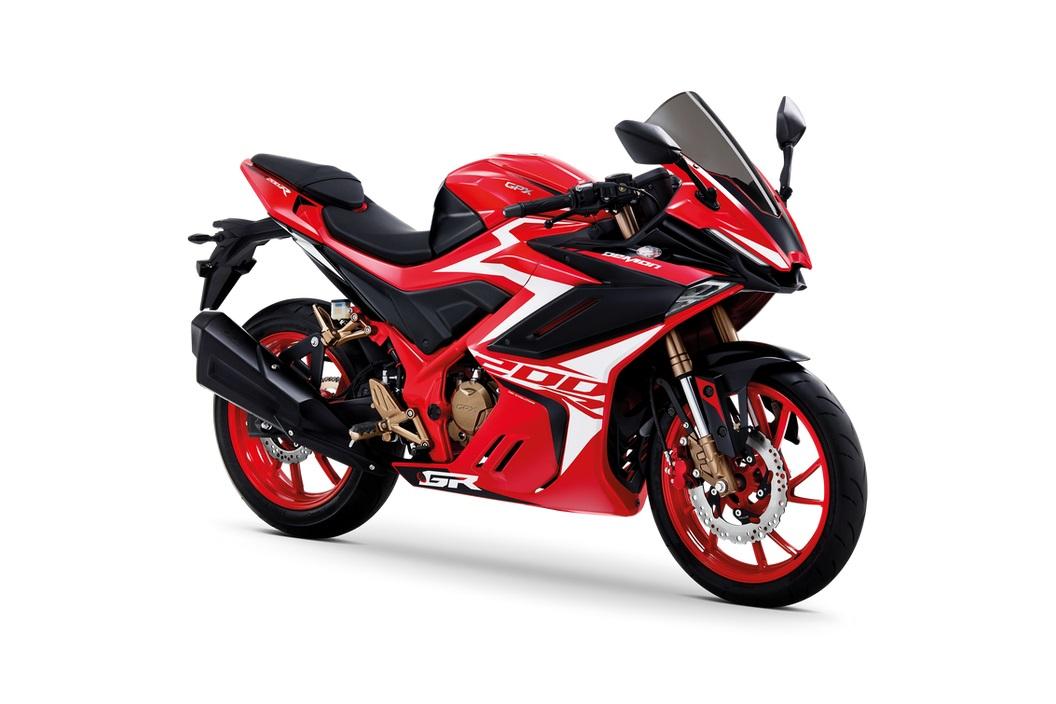 画像1: GPX「デーモンGR200R」【1分で読める 2021年に新車で購入可能な200ccバイク紹介】