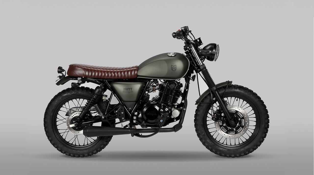 画像1: マットモーターサイクルズ「ヒルツ250」【1分で読める 2021年に新車で購入可能な250ccバイク紹介】