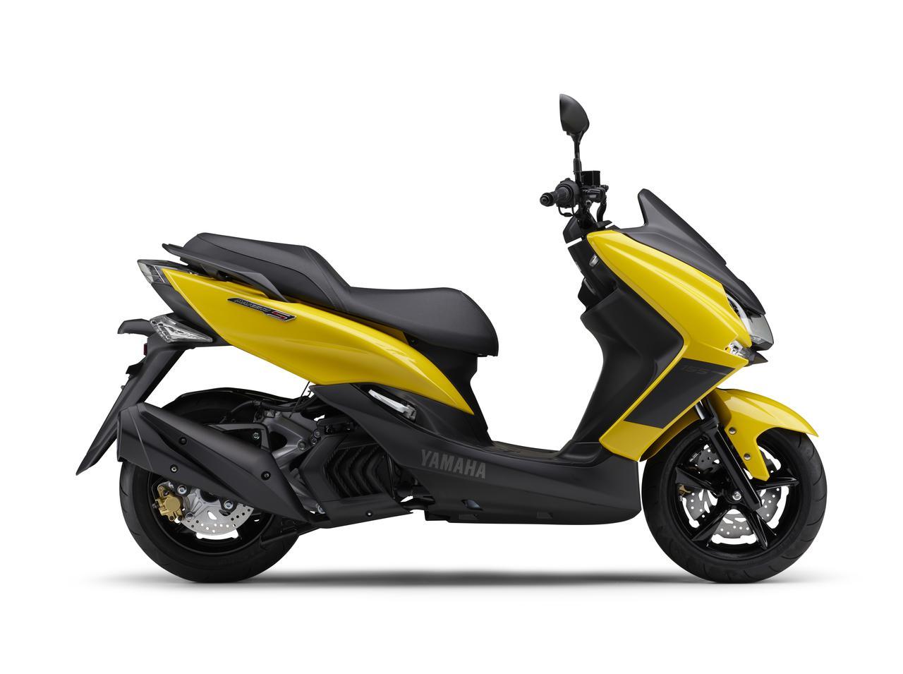 画像4: ヤマハ「マジェスティS」【1分で読める 2021年に新車で購入可能な150ccバイク紹介】