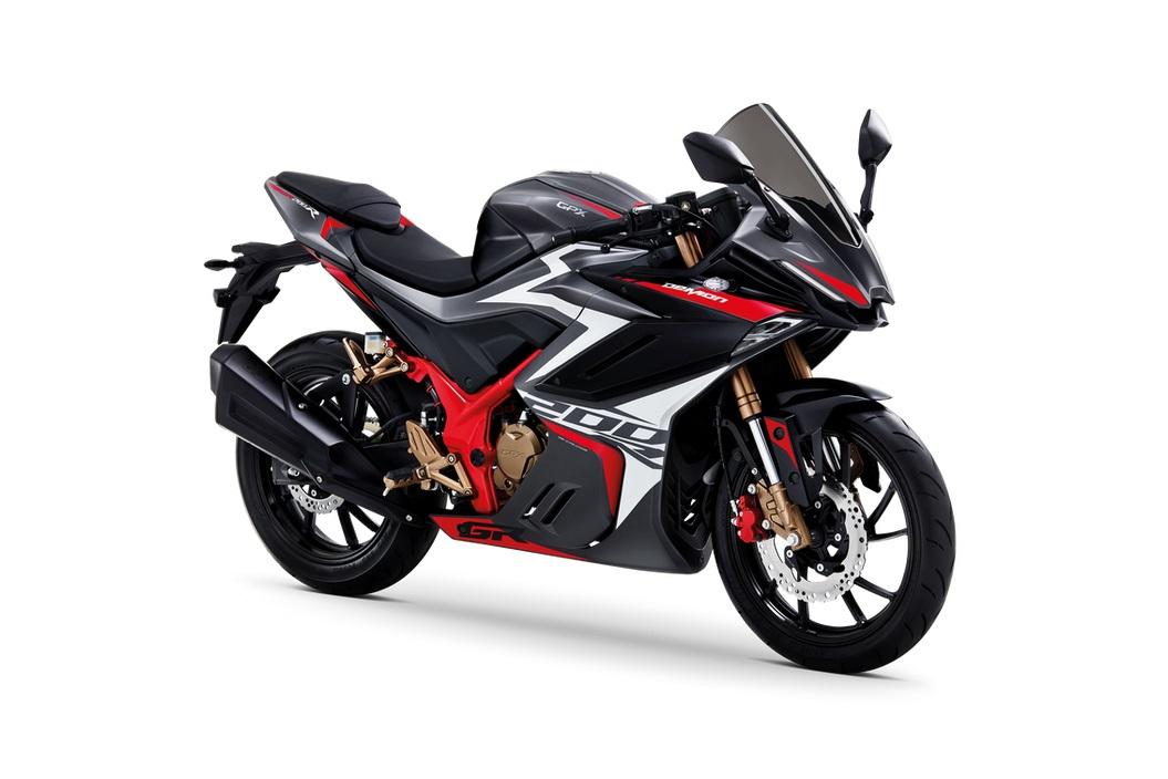 画像3: GPX「デーモンGR200R」【1分で読める 2021年に新車で購入可能な200ccバイク紹介】