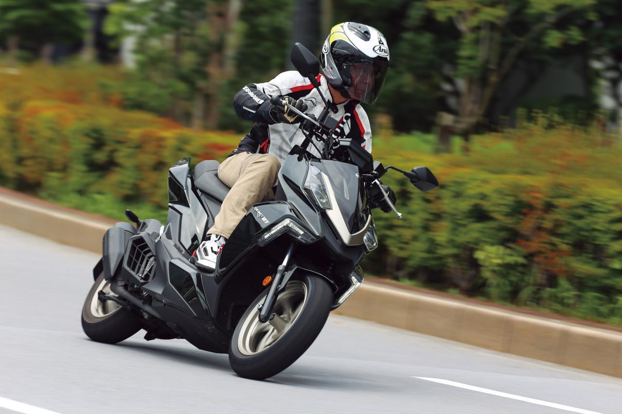 画像: 【インプレ】SYM「DRG BT」(2020年) - webオートバイ