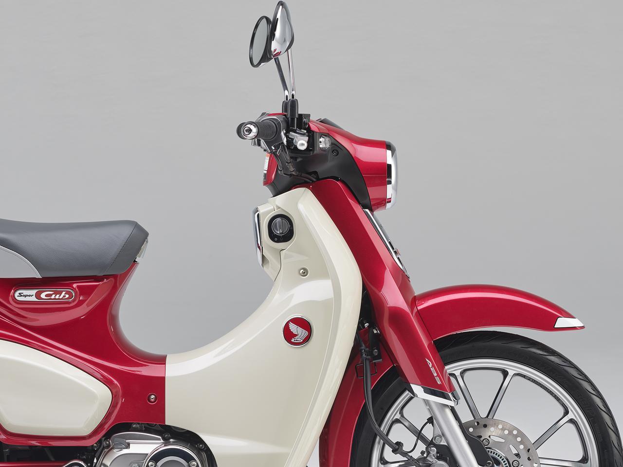 画像: ホンダ新型「スーパーカブC125」も同時に登場 - webオートバイ