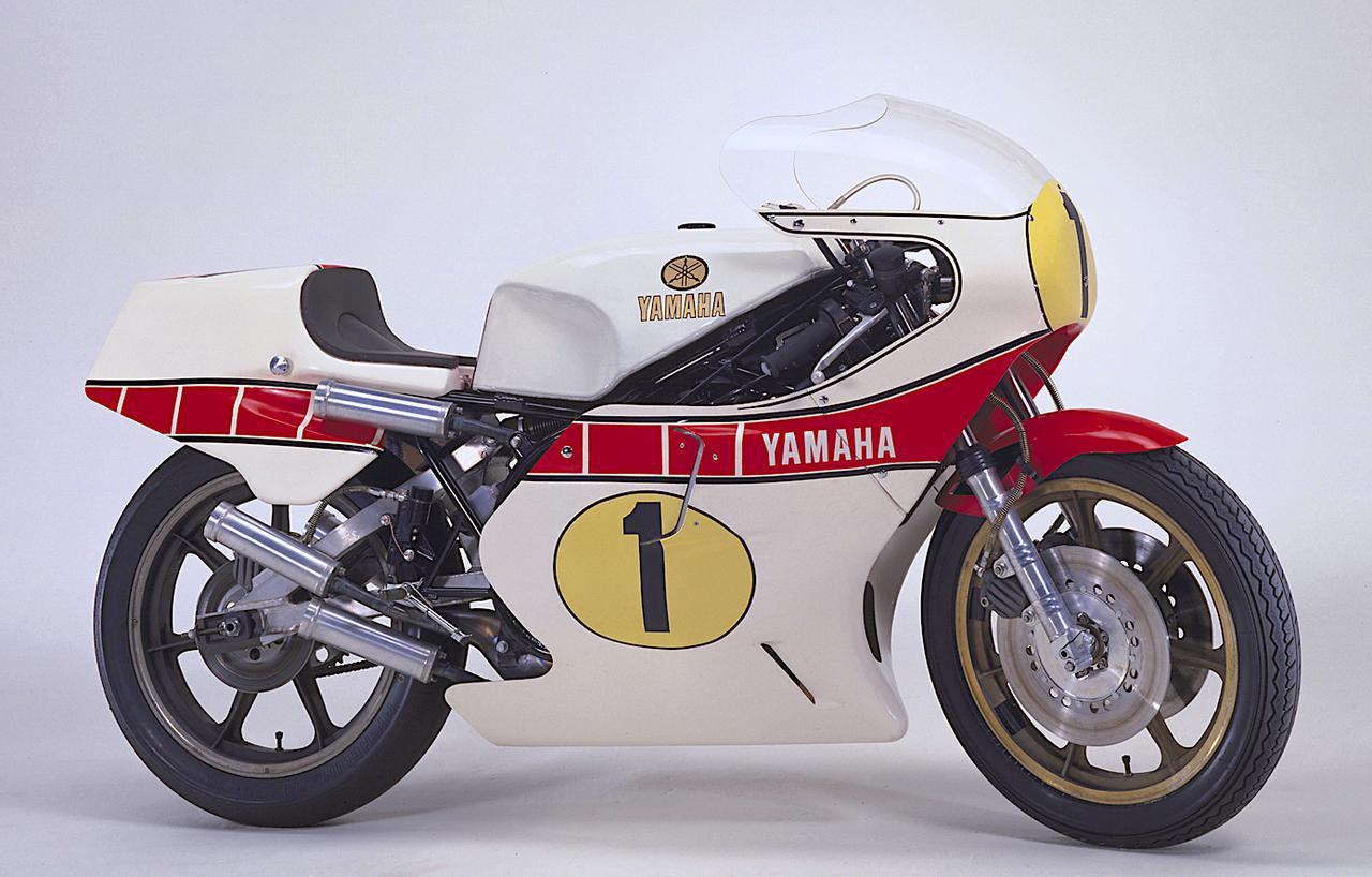 画像: ヤマハ・YZR500(1978年モデル)