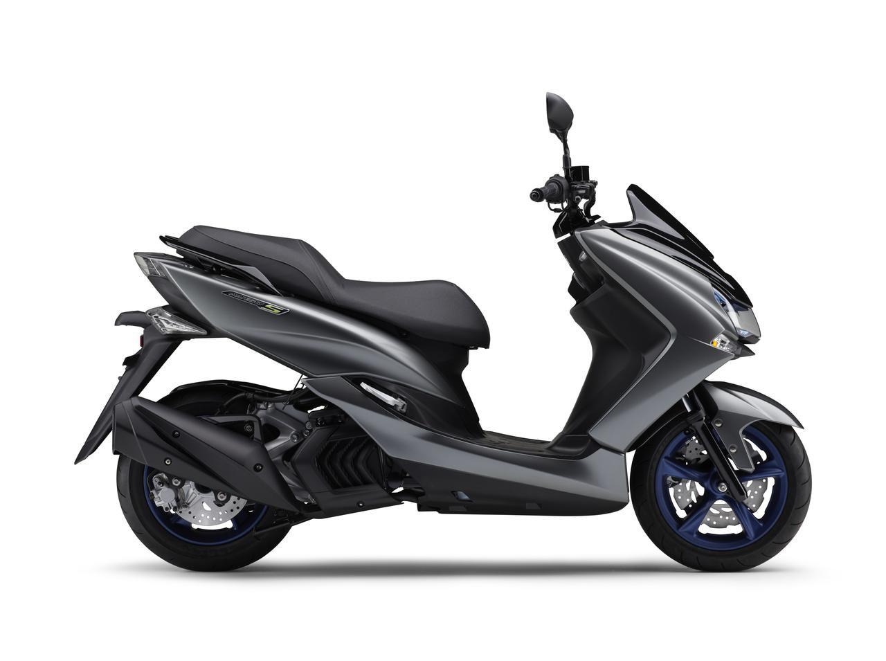 画像2: ヤマハ「マジェスティS」【1分で読める 2021年に新車で購入可能な150ccバイク紹介】