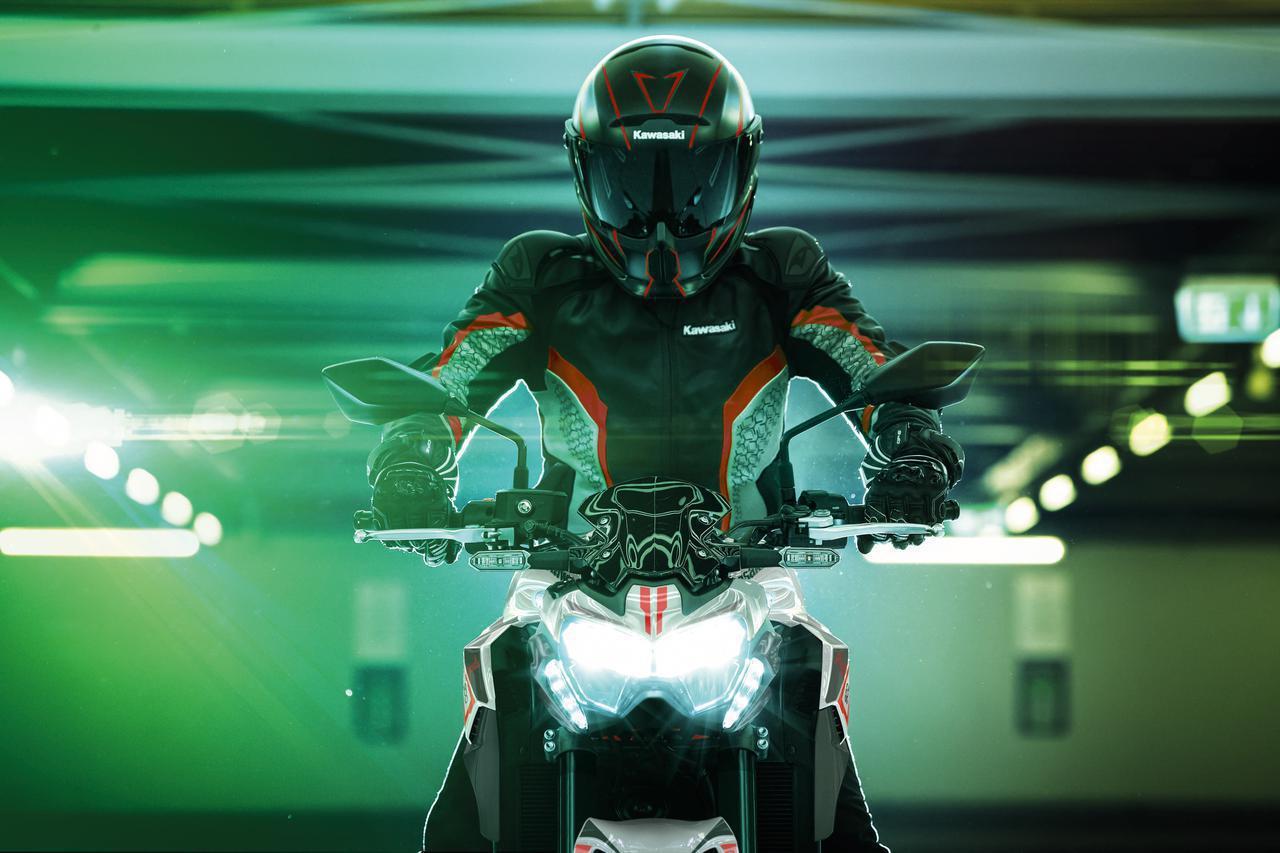 画像: 9月17日発表、カワサキ「Z900」2022年国内モデル情報- webオートバイ
