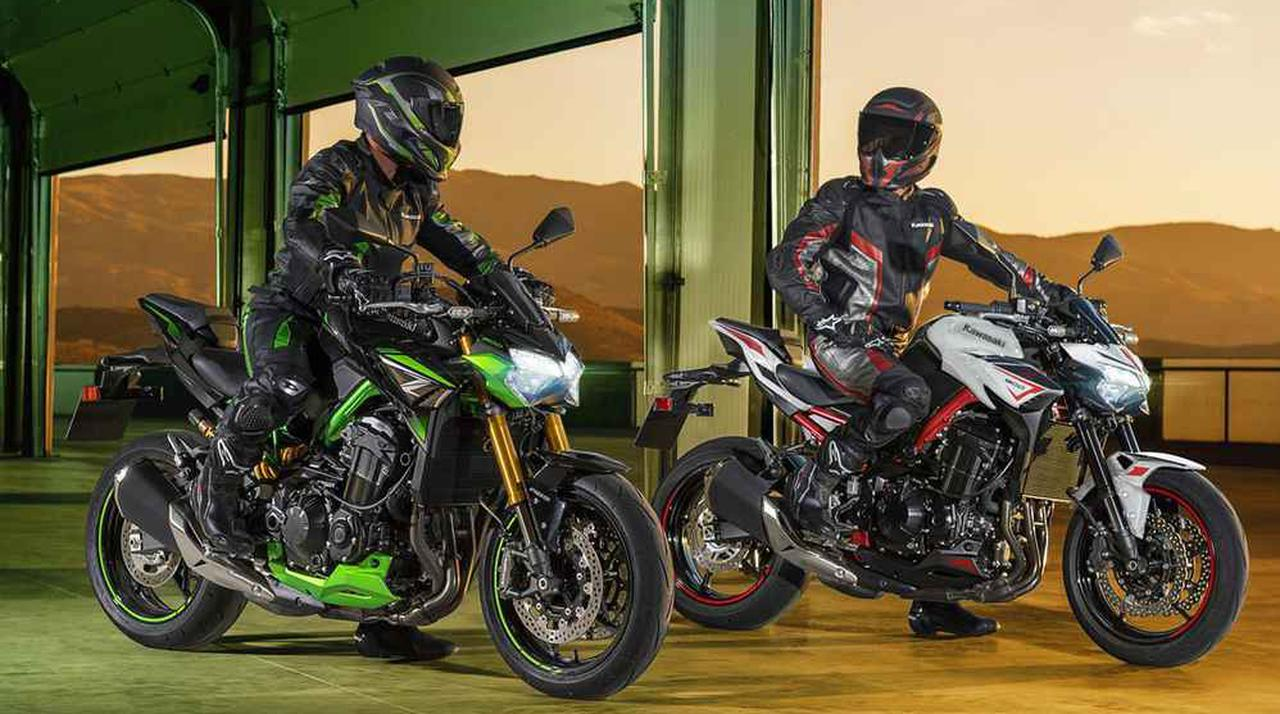 画像3: カワサキ「Z900」2022年国内モデルは新色を採用! 上級グレード「Z900 SE」より一足早く発売