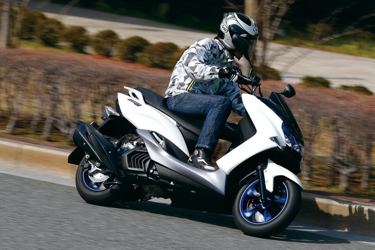 画像1: 【インプレ】ヤマハ「マジェスティS」(2021年)- webオートバイ
