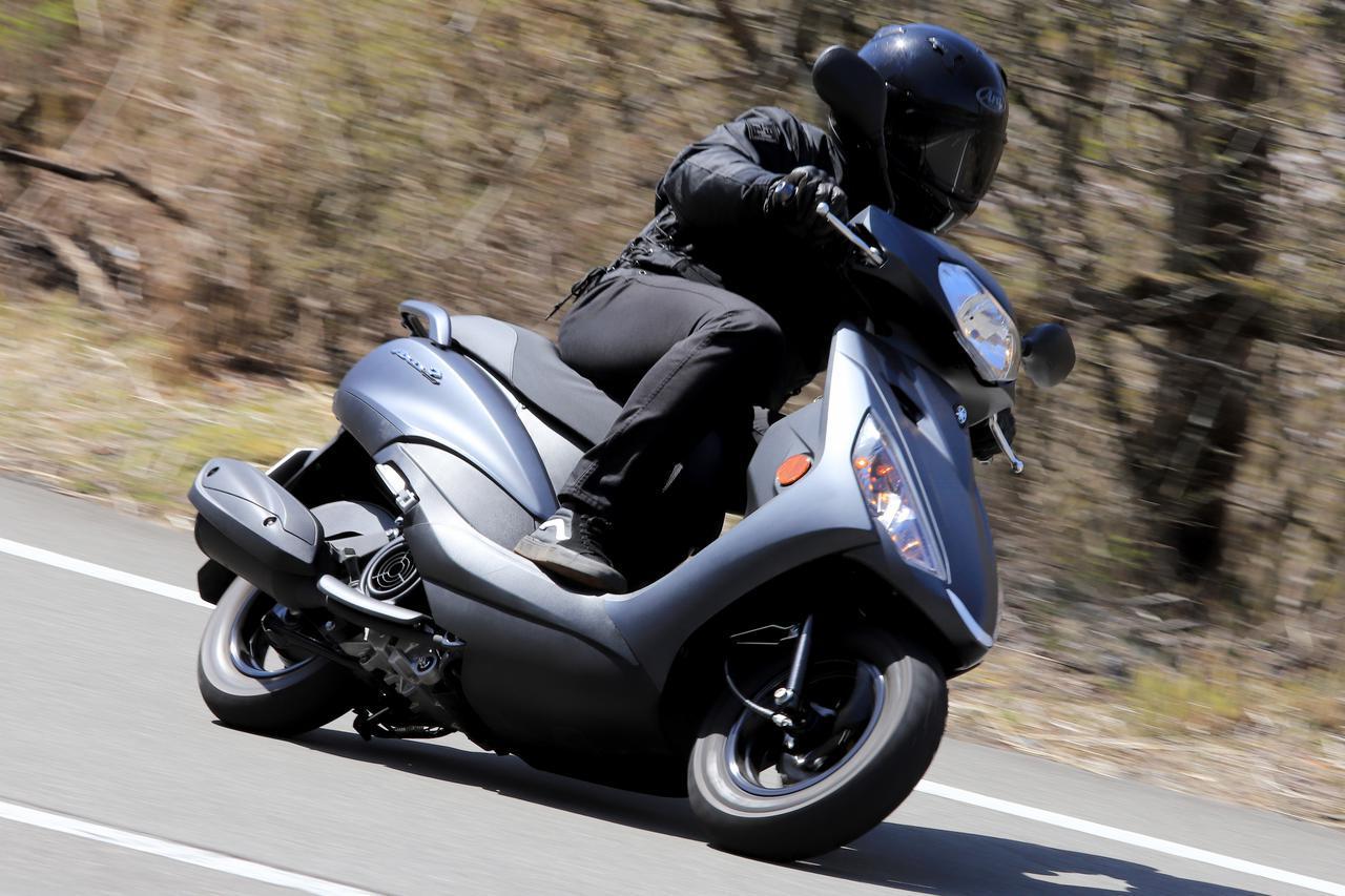 画像: ヤマハ「アクシスZ」通勤インプレ(2021年・山口銀次郎) - webオートバイ