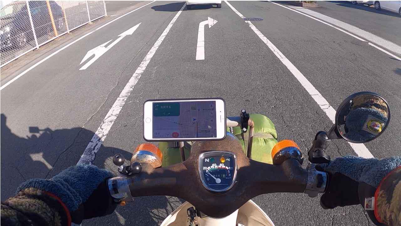 画像: バイクでスマホを充電してて、意外と充電されてないこと、あるよね?