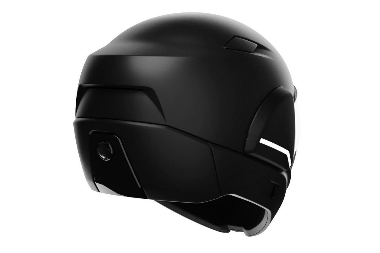 画像2: 次世代スマートヘルメットにナビの音声入力システムが実装