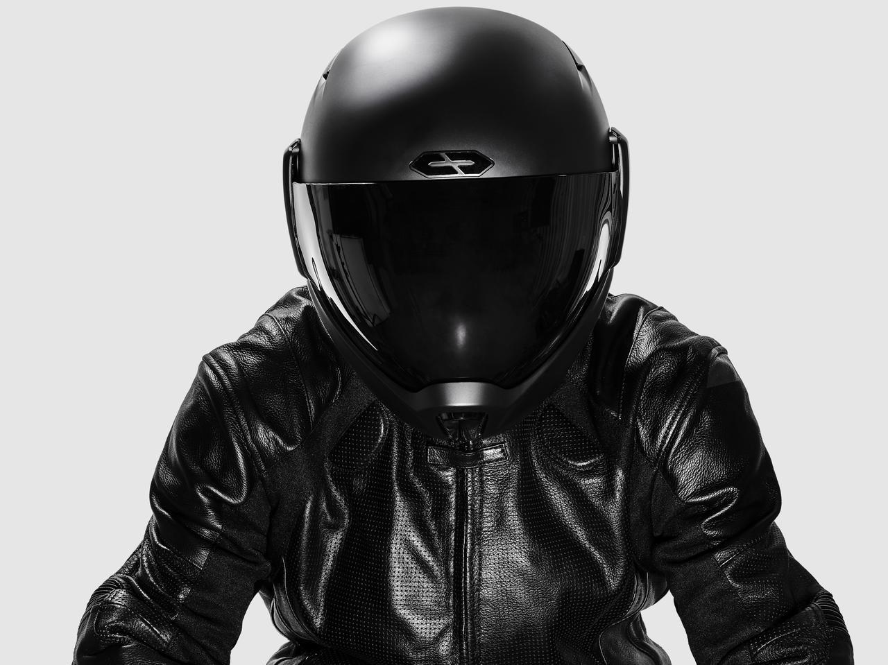 画像: 「クロスヘルメット X1」の特徴 - webオートバイ