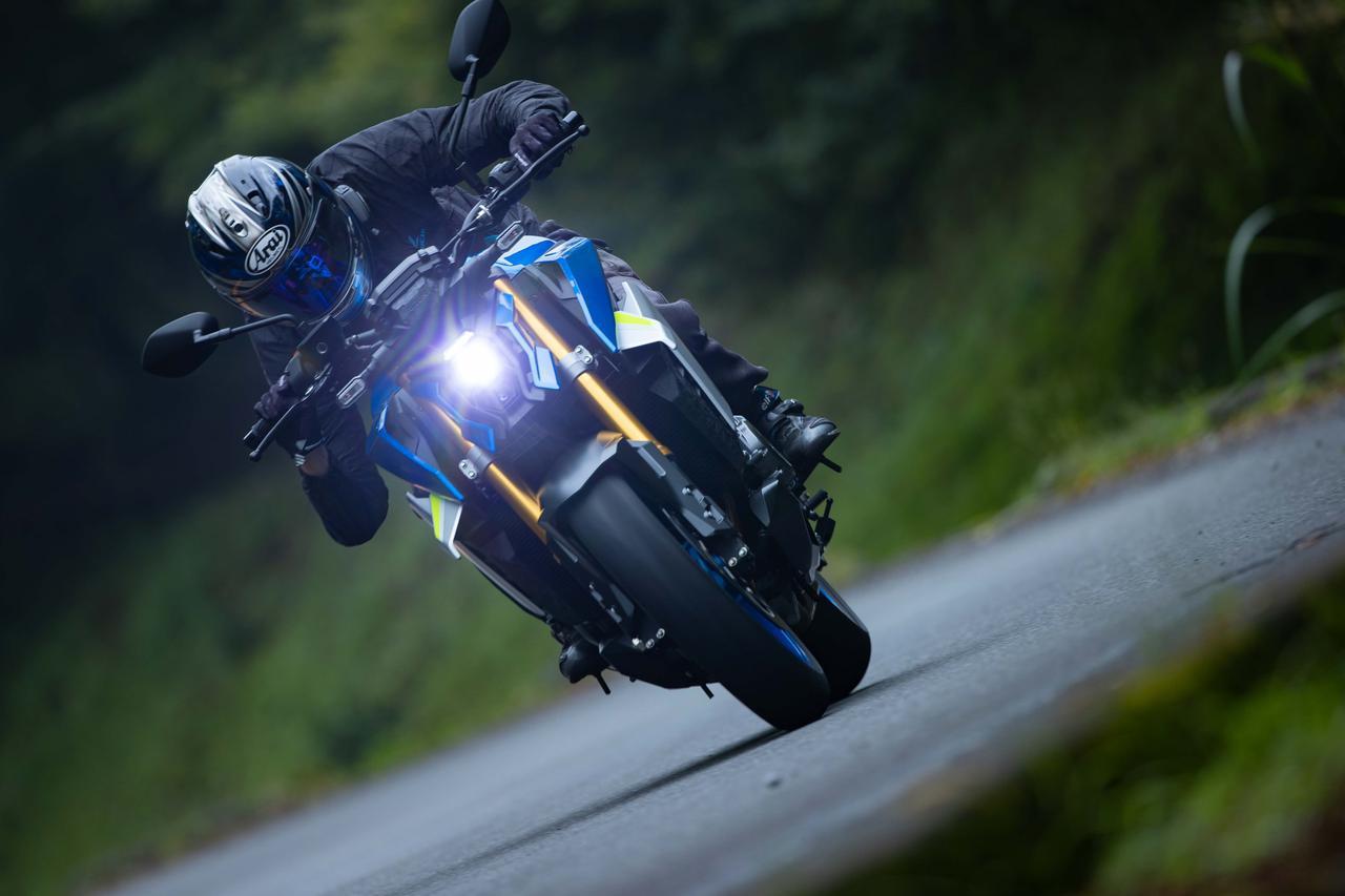 画像: 【インプレ】スズキ新型「GSX-S1000」初試乗レポート - webオートバイ